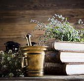 Herbal medicine and book