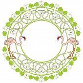 Flamingo_green