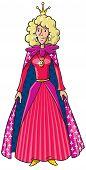Thin queen