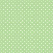 pic of mint-green  - Seamless vector pattern with light green polka dots on a retro mint green background for decoration wallpaper - JPG