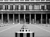 Palais-Royal (1639), originally called Palais-Cardinal, it was personal residence of Cardinal Richel
