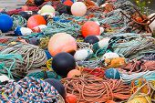 Fishing Ropes And Equipment