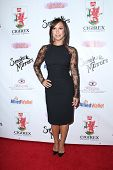 LOS ANGELES - SEP 13:  Cheryl Burke at the 2014 Brent Shapiro Foundation Summer Spectacular at Private Residence on September 13, 2014 in Beverly Hills, CA