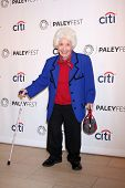 LOS ANGELES - SEP 15:  Charlotte Rae at the PaleyFest 2014 Fall -