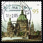 Postage Stamp Germany 2005 Berlin Cathedral