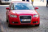 Audi A3 (8P) in Riga, Latvia