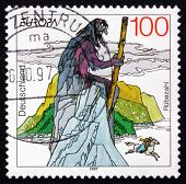 Postage Stamp Germany 1997 Rubezahl Of Giant Mountains