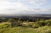 Robinswood Hill Country Park Gloucester View