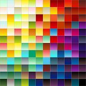 Colorful Pixels
