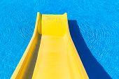 Pool Slide Water