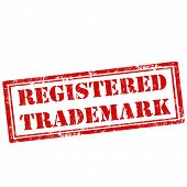 Registered Trademark-stamp