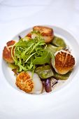 Saint-jacques Scallops
