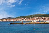 Tourist Resort In Trogir, Croatia