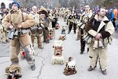 Surva Mask Costume Festival