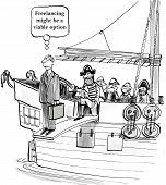 Pirate Freelance