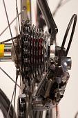 Fahrrad Gear system