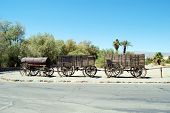 20 Mule Team Borax Wagon
