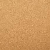 Cork mat background