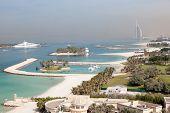 Arabian Gulf Coast In Dubai
