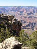 Vista do Grand Canyon