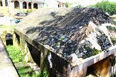 The prison in Galle Fort