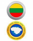 Button As A Symbol Lithuania