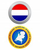 Button As A Symbol Netherlands