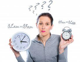 pic of time-saving  - Daylight Saving Time  - JPG