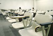 Lecture Hall Seating