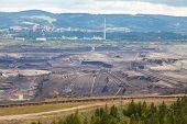 pic of mines  - Coal mine - JPG