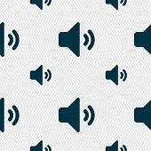 foto of speaker  - Speaker volume Sound icon sign - JPG