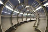 Futuristic Tunnel