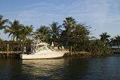 Sport Fisherman Boat