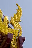 Roof of Wat Phra Keaw