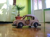 Wooden Car Toy 2 poster