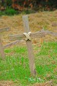 Old grave marker