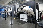 Printing Machine: Digital Web Press
