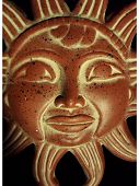 Ancient Sun God
