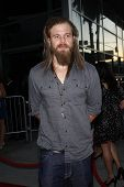 LOS ANGELES, CA - AUGUST 30: Ryan Hurst at the FX's 'Sons Of Anarchy' season 4 premiere at the ArcLi