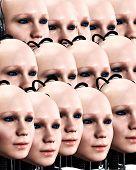 Muchas mujeres de Robo