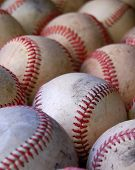 Baseball - Depth Of Field