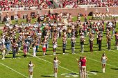 Fsu's Marching Chief's Band
