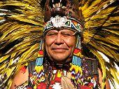 Ancião Tribal asteca