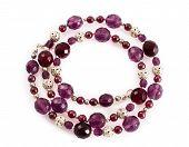 Violet Beads