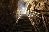 The Ancient Tunnel of Tel Megiddo