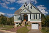 Charleston Style Home