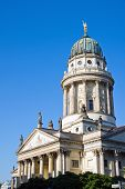 French Cathedral at the Gendarmenmarkt
