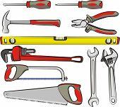 ferramentas de mão