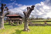 Horreo In Gijon, Asturias, Spain