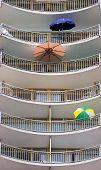 Summertime Balconies